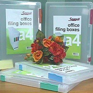 Document File Case